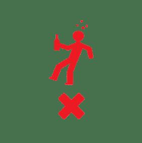 Ivresse interdite relique ludopathe
